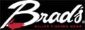 brad's fishing logo