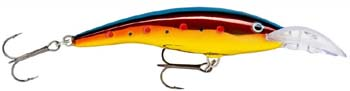 rapala scatter rap tail dancer GOL